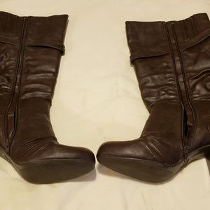 G by Guess Boots with Buckle